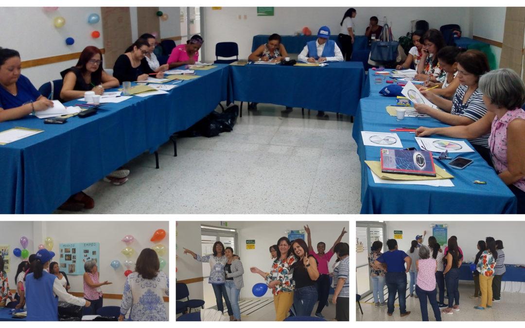 Apoyo integral al Programa de Prejubilados del Centro Médico Imbanaco. Febrero a Marzo de 2019.